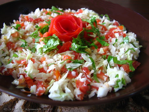 Cabbage Salad 1