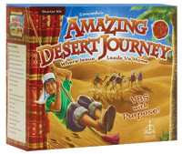 Amazing Desert Journey Starter Kit - VBS 2012