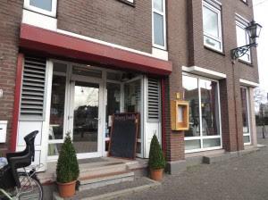 Waroeng Bude Kati di Negeri Belanda...