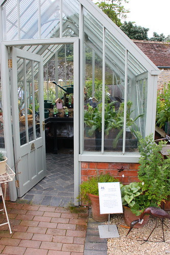 Small Greenhouse at Hidcote
