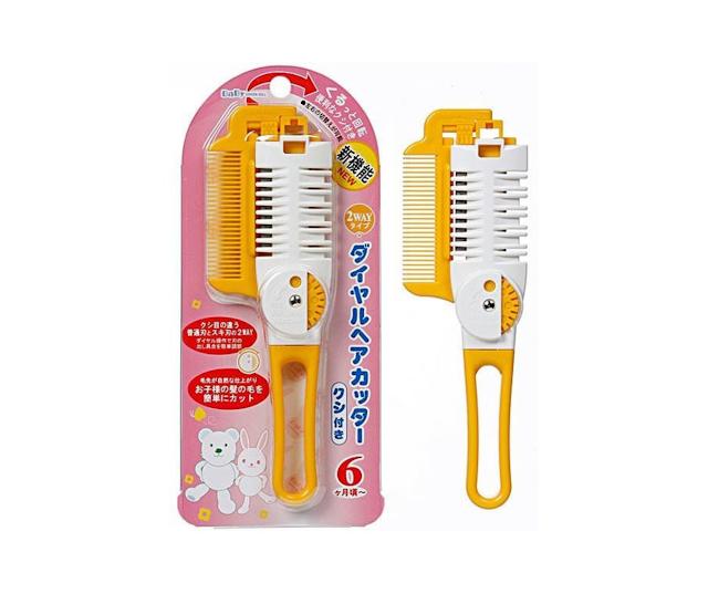 【GREEN BELL 嬰幼兒剪髮梳】消費券網購:日本製造、安全易用