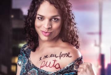 Amara Moira, activista por los derechos del colectivo LGTBI.