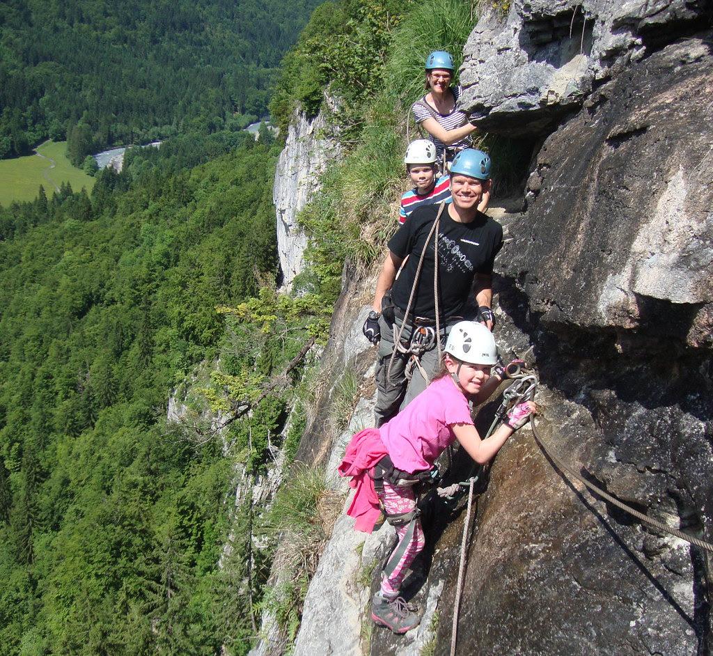 Family Adventure Holidays in Samoens  Family Holidays in
