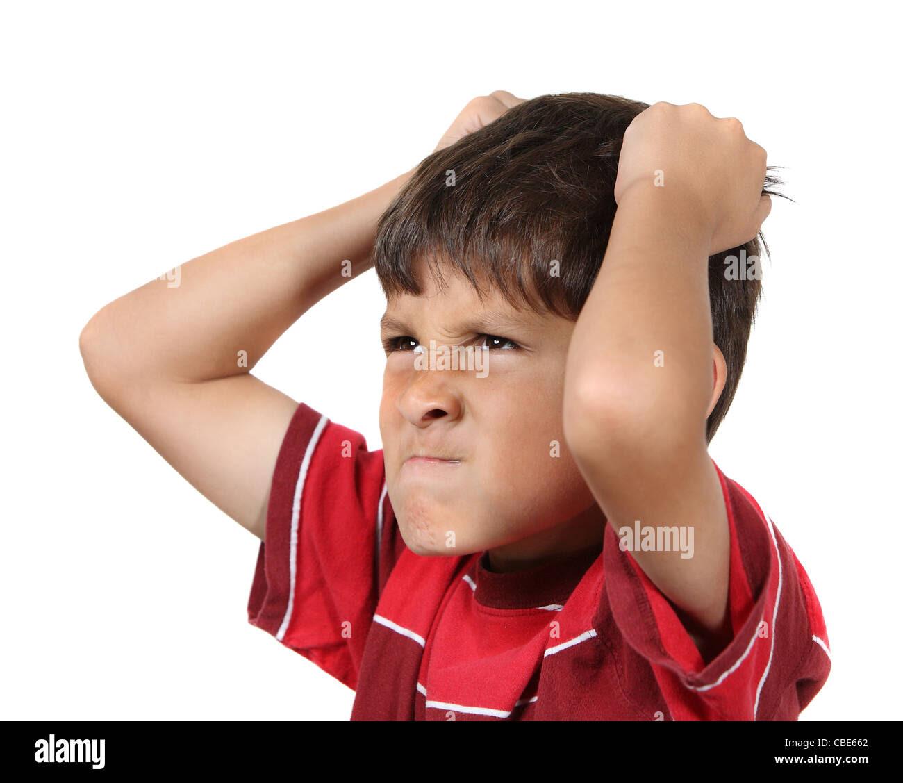 Αποτέλεσμα εικόνας για a man who is grabbing his hair
