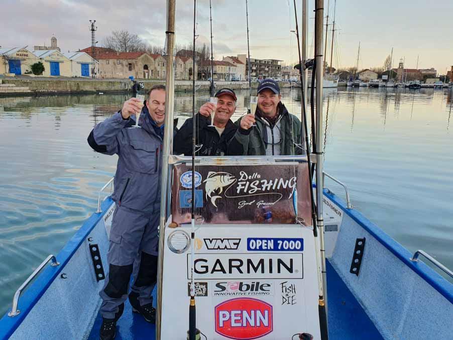 Guidage de pêche Delta Fishing