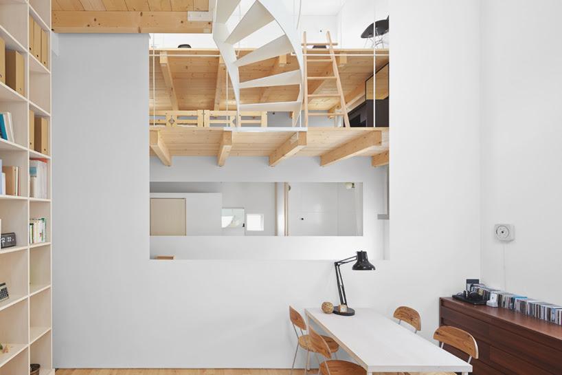 jun igarashi case house sapporo japan designboom