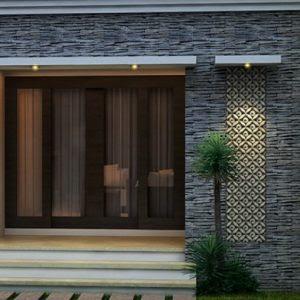 650+ Contoh Gambar Rumah Minimalis Batu Alam Gratis Terbaru