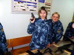Cantiknya sipir2 cewek Rusia !
