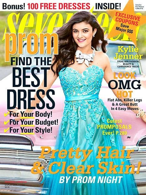 Kylie Jenner to Seventeen: I Don't Have a Boyfriend!   The