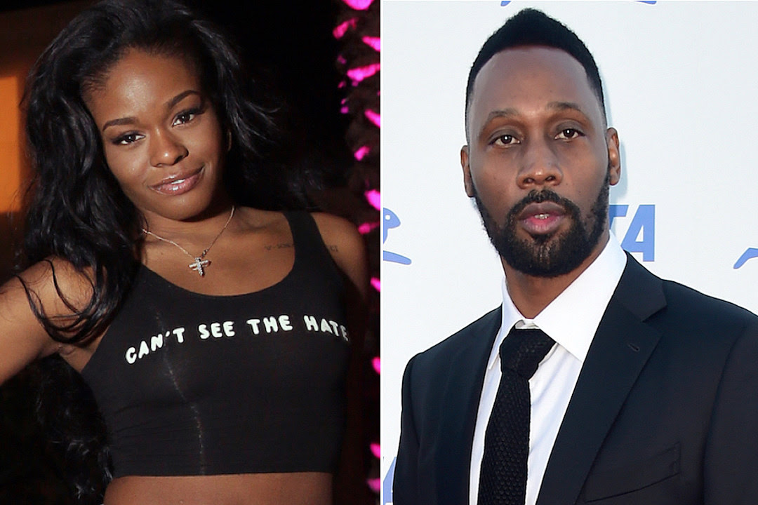 Image result for azealia banks rza