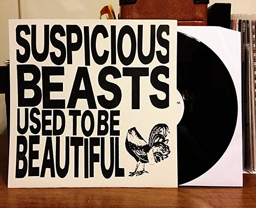 Suspicious Beasts - Used To Be Beautiful LP by Tim PopKid