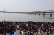 Rayakan Festival Keagamaan, 3 Orang di India Tewas Berdesakan