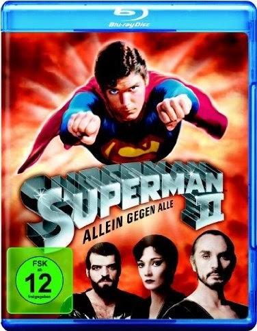Superman II 1980 English 720p BluRay 900MB ESubs