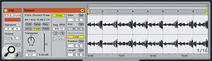 The current leaders in tempo‑matching and time‑stretching technology may be more advanced than is necessary for many people. Celemony's Melodyne is asuperior piece of software for processing audio in this way, but for time‑stretching and tempo‑matching beat‑based music, something like Ableton Live may be all that is necessary.