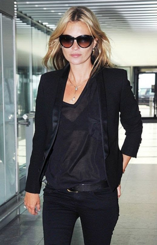LE FASHION BLOG OH LA LA BLACK LACY BRAS SHEER TEES TRIUMPH LINGERIE BLACK BRA LAYERED SHEER TOP KATE MOSS BLACK BLAZER JACKET SKINNY JEANS DENIM CIRCLE OVAL BELT BUCKLE BEADED NECKLACE SUNGLASSES MODEL STYLE 5 photo LEFASHIONBLOGOHLALABLACKLACYBRASSHEERTEESTRIUMPHLINGERIE5.jpg