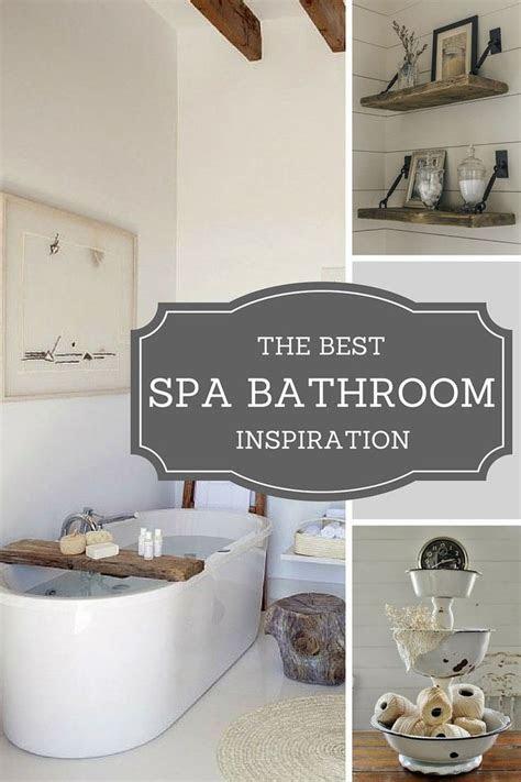 beautiful spa bathroom diy ideas  love  bathtub caddy