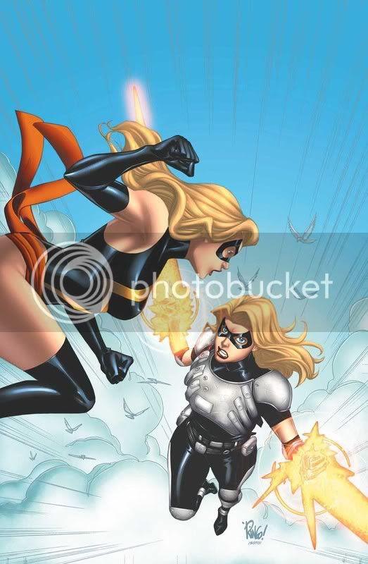 Ms Marvel, Binária e Warbird