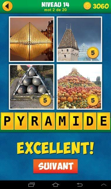Solutions 4 Images 1 Mot Plus Français Niveau 14 Astuces Et