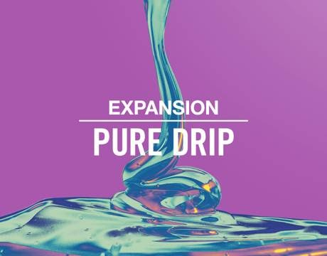 NATIVE INSTRUMENTS - PURE DRIP 1.0.0 [EXPANSION] [1.26GB] [WIN/MAC]