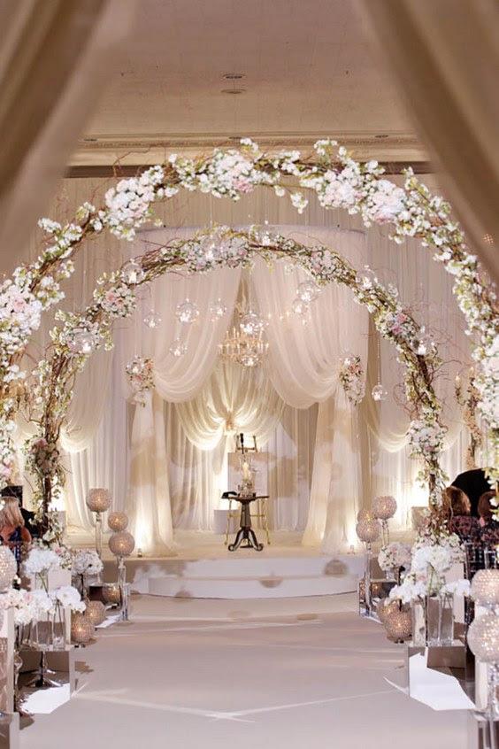 60 Simple Elegant All White Wedding Color Ideas Hi Miss Puff