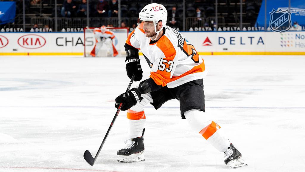 Gostisbehere traded to Coyotes by Flyers for future considerations
