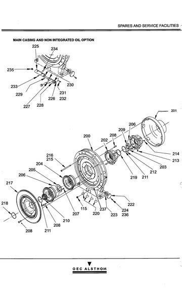 TURBOCHARGERS Manuals and Parts Catalogs