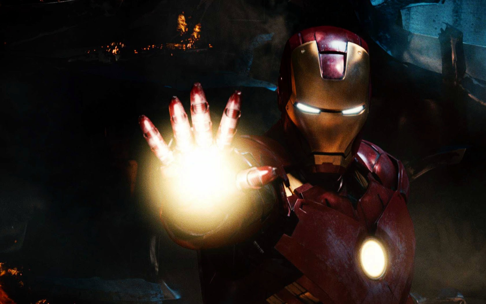 Iron Man Iron Man 3 Wallpaper 31868061 Fanpop