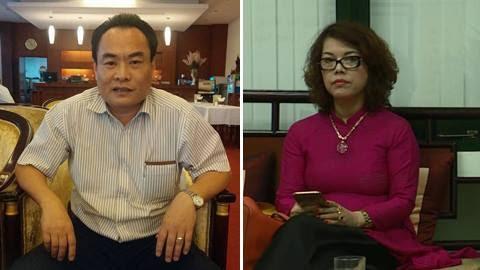 Trần Đức Trung, Lê Thị Hằng, Trái tim Việt Nam, lừa đảo, chiếm đoạt tài sản