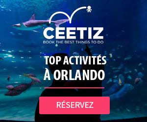 Ceetiz - Activités à Orlando