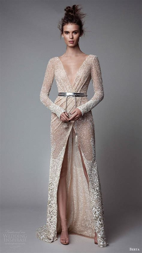 berta fall  ready  wear collection   gowns
