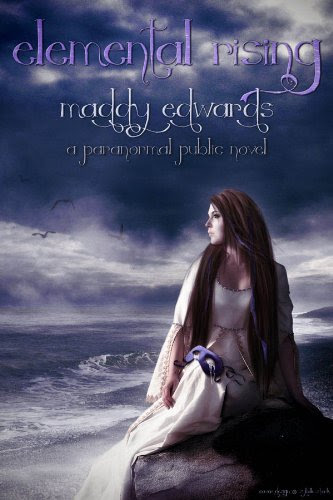 Elemental Rising (Paranormal Public Series) by Maddy Edwards