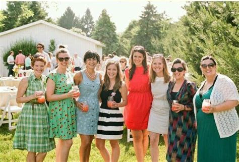 Garden wedding guests that's you!   Dressy casual