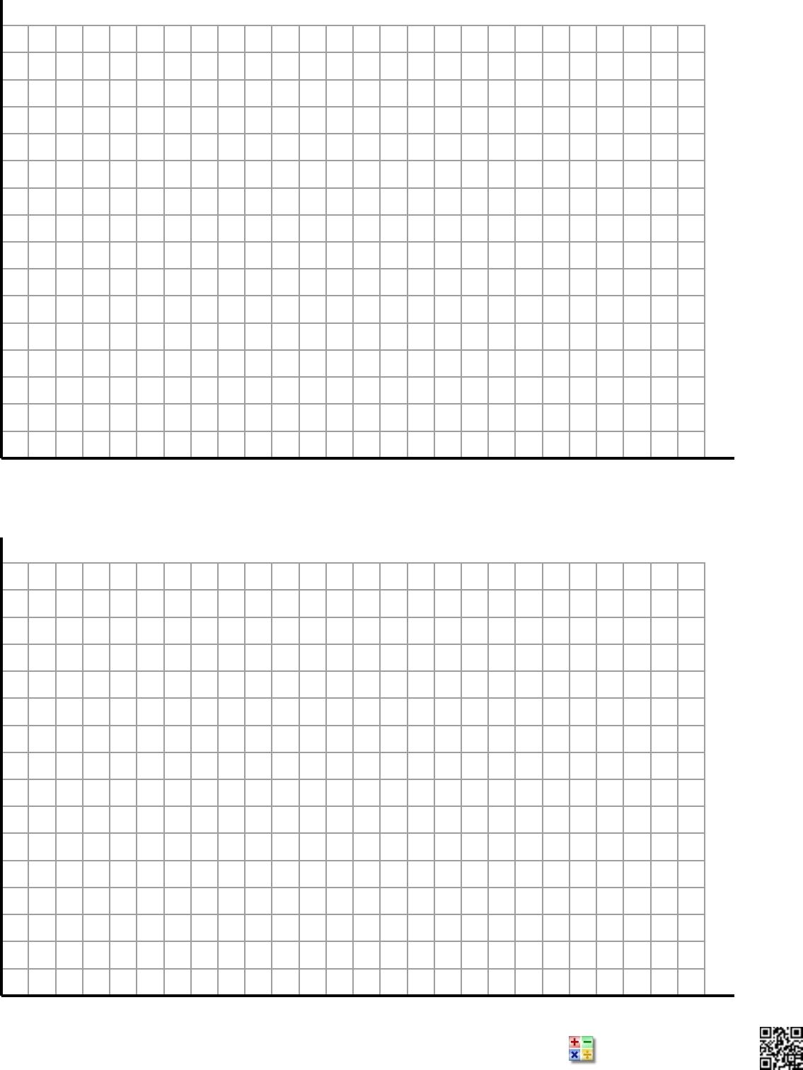 Blank Quadrant 1 Calendar June