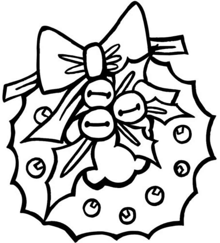 98 Top Coloring Pages Preschool Christmas , Free HD Download