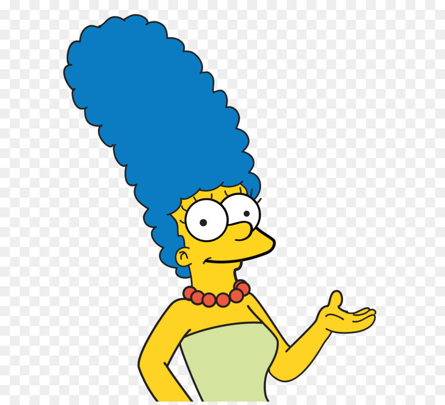 Marge Simpson Clipart At Getdrawingscom Free For Personal Use