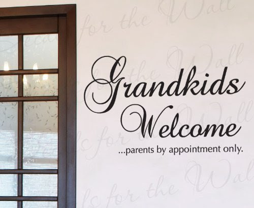 Quotes & Decals For Grandma & Grandpa