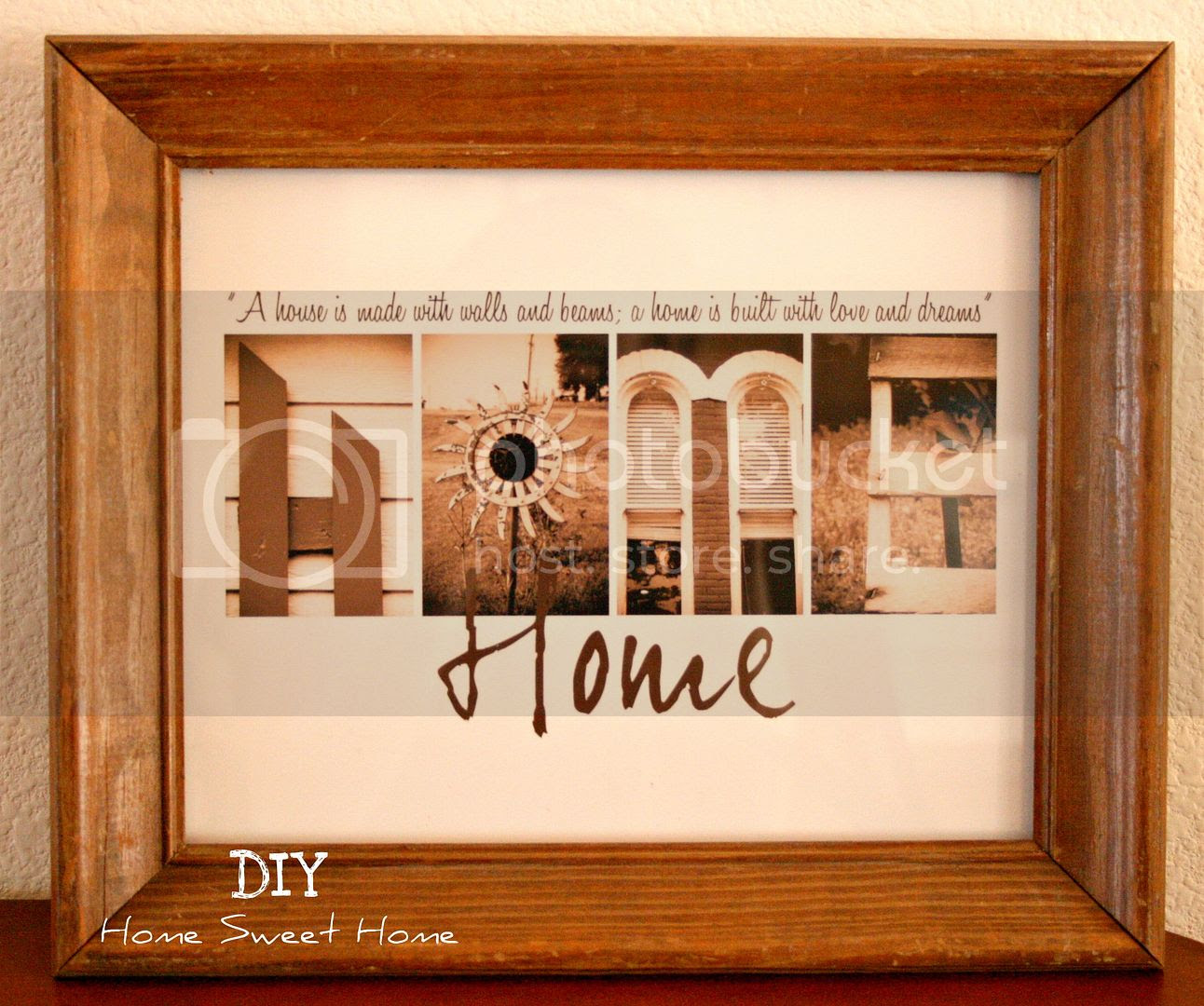 Diy Home Sweet Home Giveaway Review Life Is Art Creations