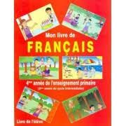 Les Fiches Du Lecons De Livre Mon Livre De Francais Niveau