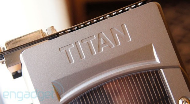 NVIDIA unveils the GTX Titan, an enormous graphics card that costs $1,000