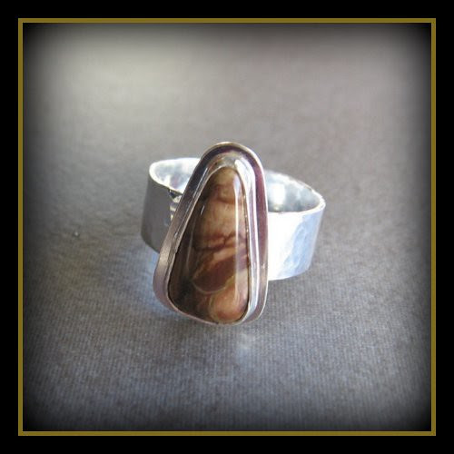 Biggs Ring front view