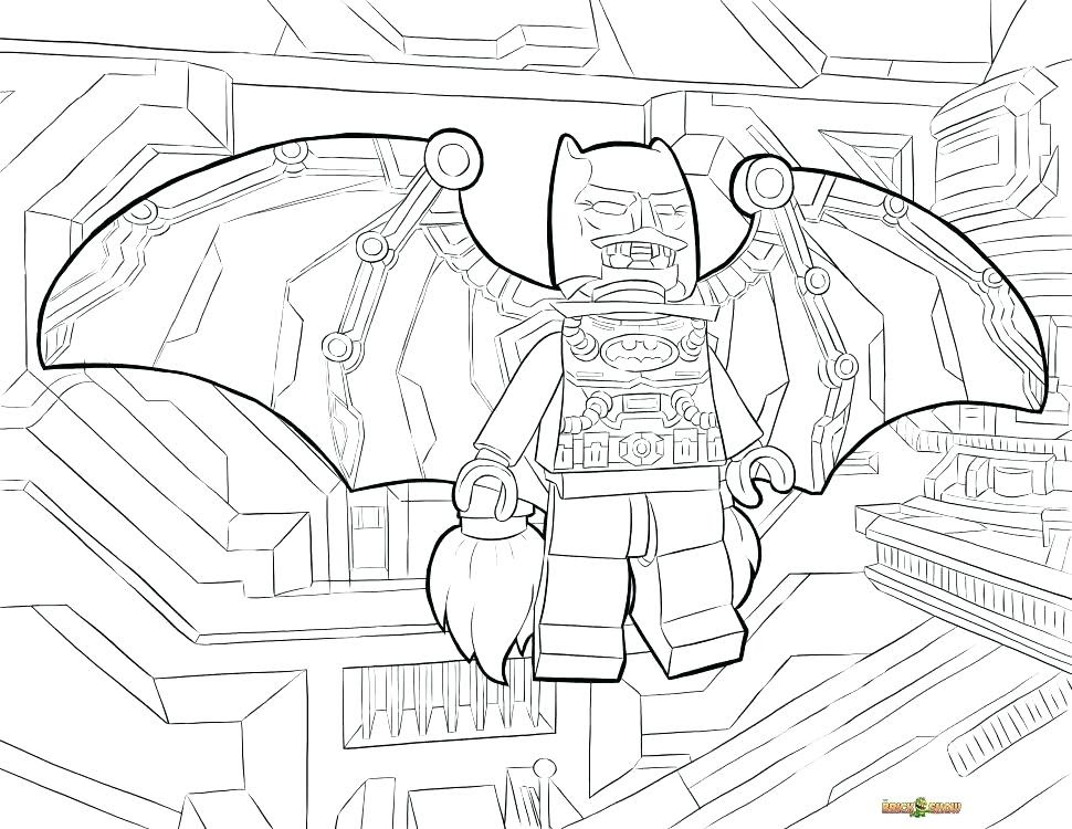 Batman Monster Truck Coloring Pages At Getcoloringscom Free