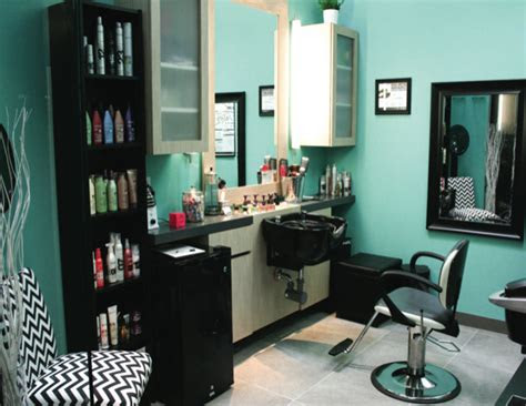 home salon idea athairbycreampuff salon