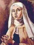 María de la Encarnación, Beata