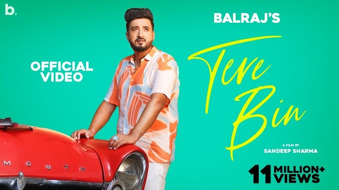 TERE BIN - BALRAJ | LYRICS IN HINDI - SANDEEP SHARMA