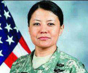 When the CM's daughter captained the US marines