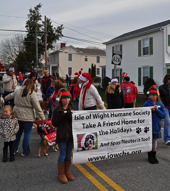 Smithfield Christmas Parade (10)