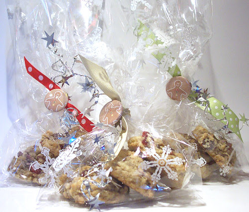 Little bags o' cookies
