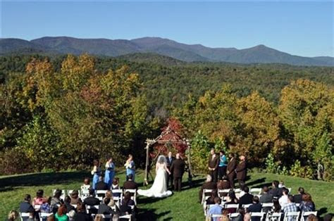 Wedding at Lucille's Mountain Top Inn and Spa in Sautee