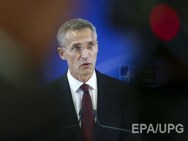 Столтенберг назвал своей главной задачей усиление НАТО