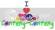 I Love Conteng-Conteng
